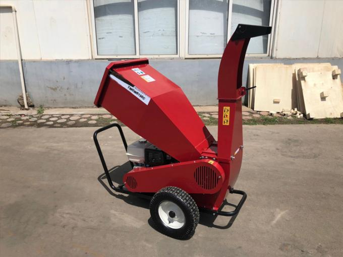 15HP / LONCIN Gasoline Adjustable Wood Chipper 300mm twin reversible