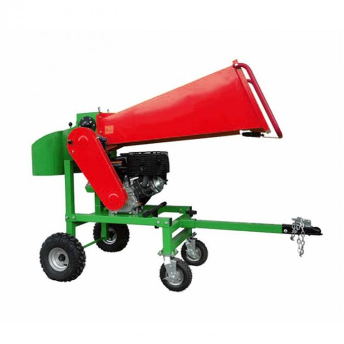 15hp Gasoline Gardening Machines Firewood Forestry Wood Cutting Machine