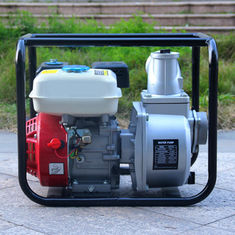 China Agricultural irrigation Portable Gasoline Water Pump 4 inch with 4 Stroke Air-cooled supplier