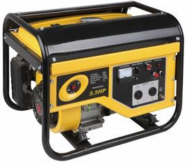 China 2200W Recoil , Key Start  Waterproof gasoline electric generator for home use supplier