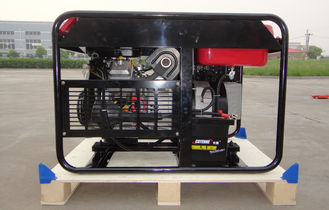 China 12kW MAX Portable Gasoline Generator Air cooled 4 stroke engine power supplier