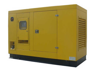 China 20Kw / 30kva / 15kva Water Cooled portable silent diesel generator for household supplier