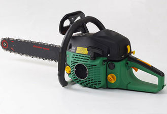 China 2 Stroke Gas Power Chain Saw 4500 with 45cc displancement 20 inch bar supplier