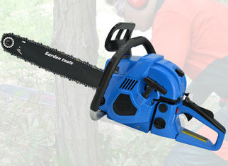 China 52CC 2.3kw Powerful lightweight gas chainsaw WITH CE Standard supplier