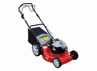 "China Industrial professional Gardening Machines , 20"" 5.5HP steel deck lawn mower supplier"