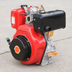 China OHV Structure 170F Diesel Engine 4hp , 170F Single Cylinder small engine diesel supplier
