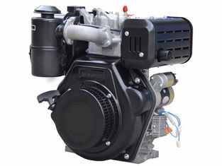 China 1- Cylinder 4- Stroke air - cooled diesel engine , portable 186FA small engine diesel supplier