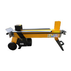 China 2100W Industrial Firewood Log Splitter Horizontal Electric 7 Ton Log Splitter supplier