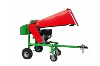 China 15hp Gasoline Gardening Machines Firewood Forestry Wood Cutting Machine supplier