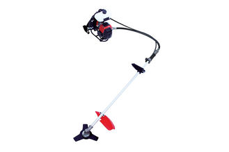 China Handheld  / Walk Behind Petrol Brush Cutter Single Cylinder With 2 Stroke supplier