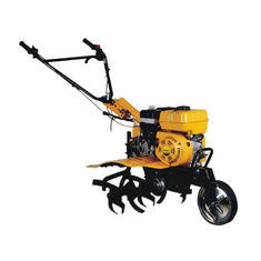 China Multi - Function Power Gasoline Tiller Machine OHV 4- Stroke Unleaded Gasoline Fuel Type supplier