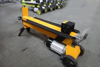 China Fast Speed Firewood Log Splitter For Dividing Round Logs No Leaking supplier