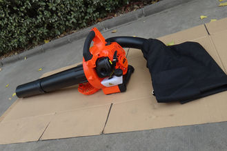 China Gasoline Petrol Leaf Blower Vacuum / Household Lightweight Leaf Blower supplier