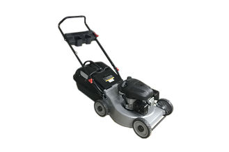 China 19 Inch Garden Lawn Mower With 139CC Petrol Engine Alloy Deck Lawnmower supplier