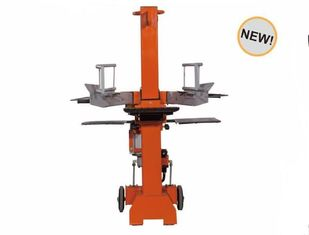 China 3000W Firewood Processing Equipment , 7 Ton Electric Log Splitter For Dividing Round Logs supplier