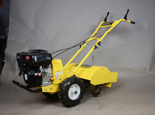 China 196cc 6.5HP Garden Gasoline Tiller Cultivator With Chinese Diesel Engine supplier