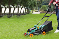 40V LI-ION Battery Grass Cutting Machine / 32cm Recharge Electric Lawn Mower