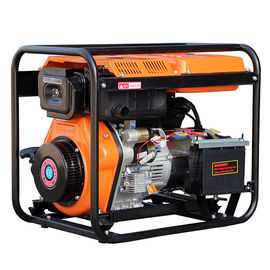 China Open Frame Air Cooled Engine 2.5kw portable diesel generators for home use factory