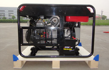 China 12kW MAX Portable Gasoline Generator Air cooled 4 stroke engine power distributor
