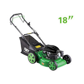 China Mini petrol Lawn Mower , 18 inch self propelled lawn mower for home use factory