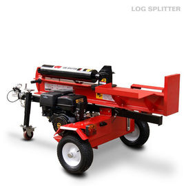 China Gasoline engine firewood cutter and splitter B&S 420cc , Kohler 429cc , Honda 389cc distributor