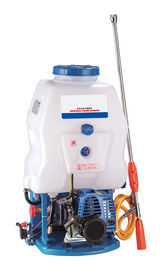 China TU26 1E34F Gasoline Battery Operated Knapsack Sprayer , backpack pesticide sprayer distributor
