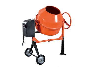 "China Industry used electric 200L industrial cement mixer 900W 26"" cement concrete mixer distributor"