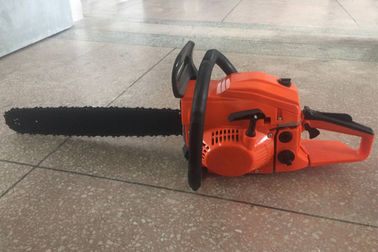 China Multi Functional Gas Powered Pole Chain Saw / 45cc Gas Chainsaw distributor