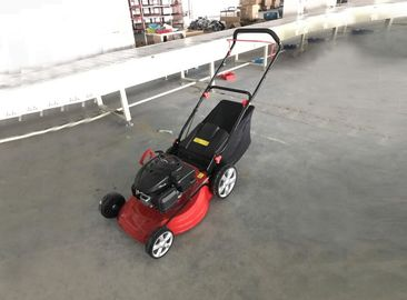 China 6HP Portable Gasoline Lawn Mower Self Propelled With Loncin Engine 196CC distributor
