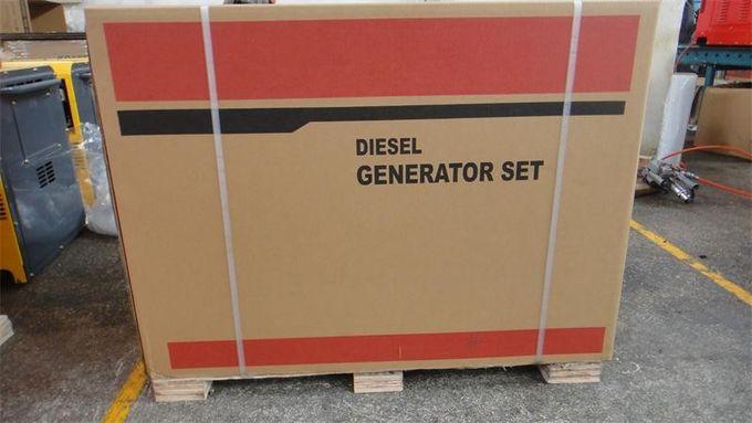 3kw 4kw 5kw Small Portable Diesel Generator Set , home